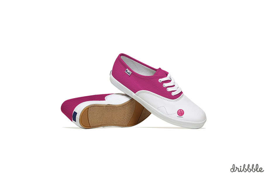 Dribbble Shoes1 | Social Media Shoes